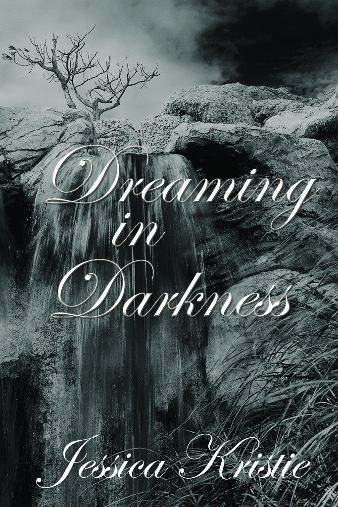 Dreaming in Darkness cover - flat