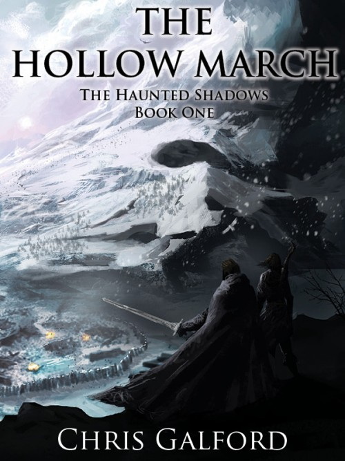 Hollow March eBook Cover