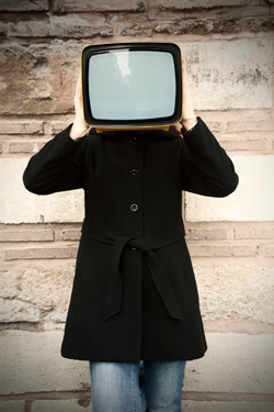 TV for a head