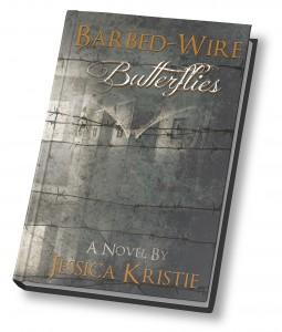 Barbed-WireButterflies by Jessica Kristie