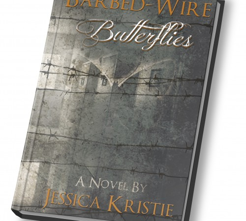 Barbed-WireButterflies by Jessica Kristie