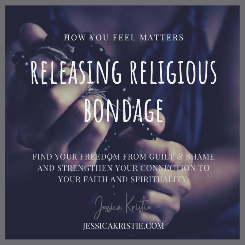 Releasing Religious Bondage