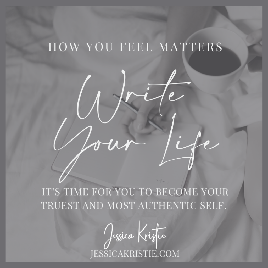 Write Your Life Program | Jessica Kristie